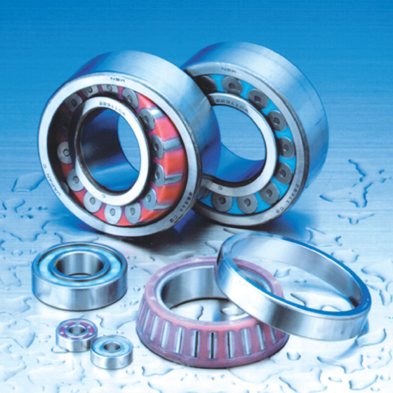 Molded-Oil Bearing